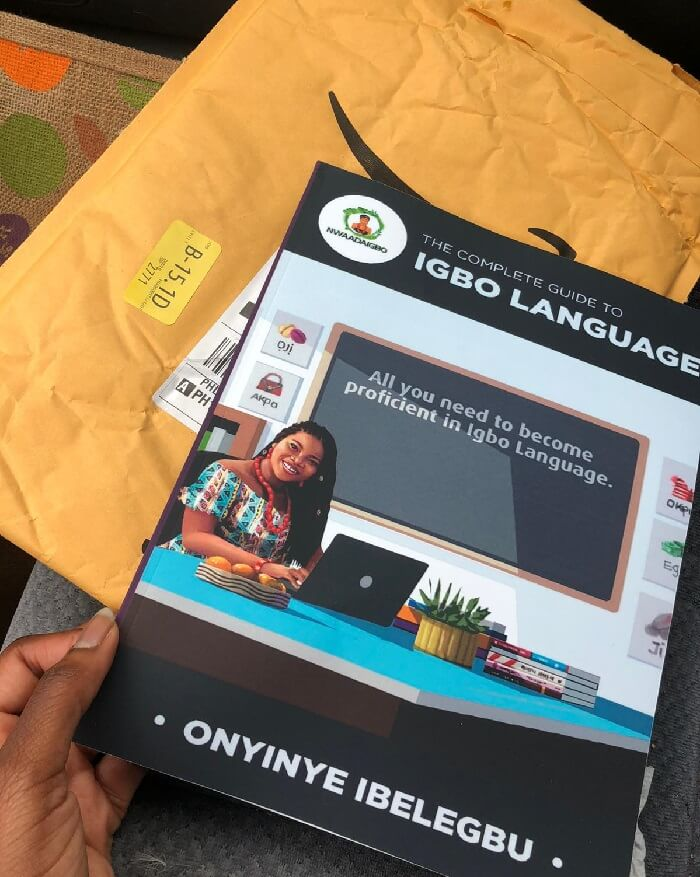 igbo language textbook for learning and mastering igbo
