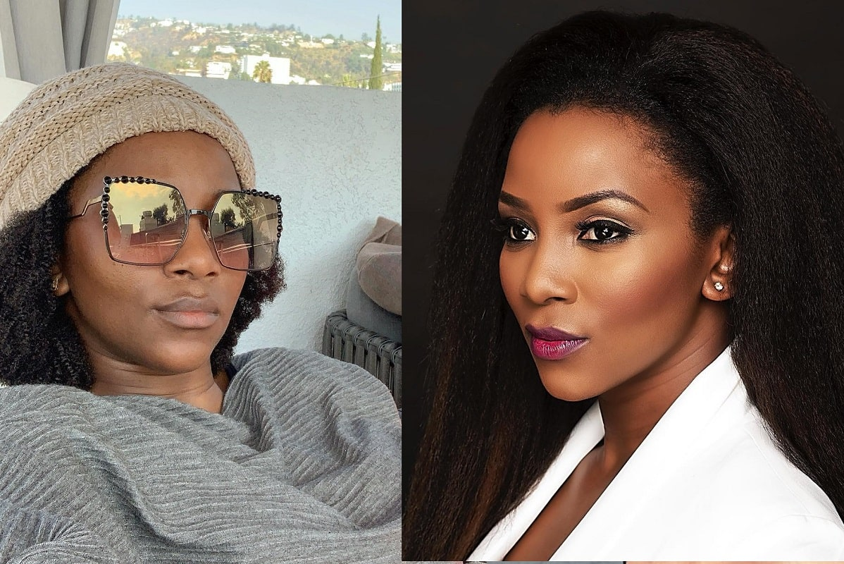 10 pictures of Genevieve Nnaji looking stunning without makeup