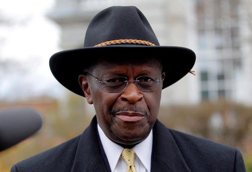 US politician and CEO Herman Cain dies of coronavirus after calling it a hoax