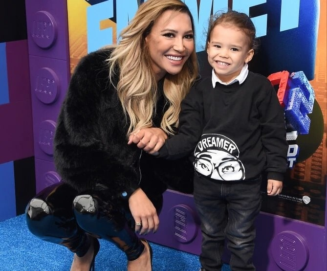 'Mummy jumped into the water but didn't come back up' – Naya Rivera's son