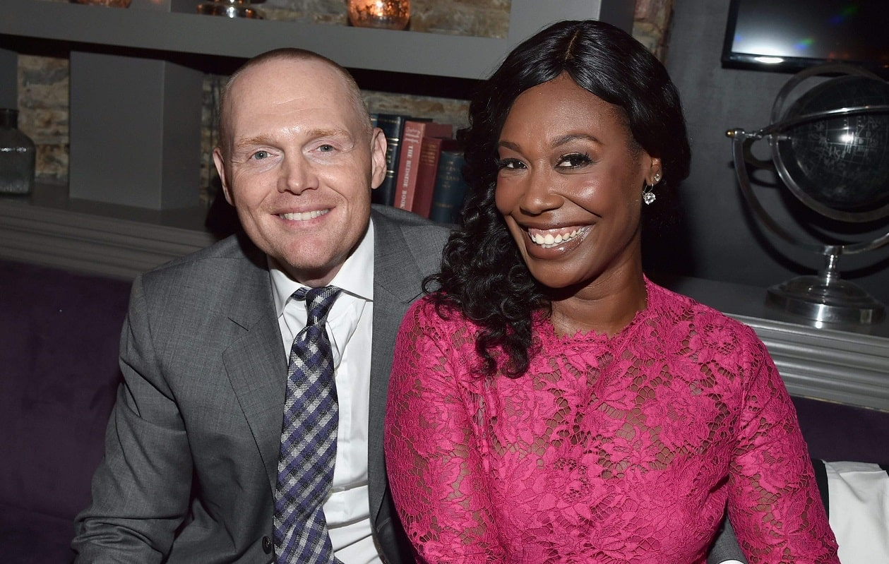 Everything to know about Bill Burr's wife, Nia Renee Hill