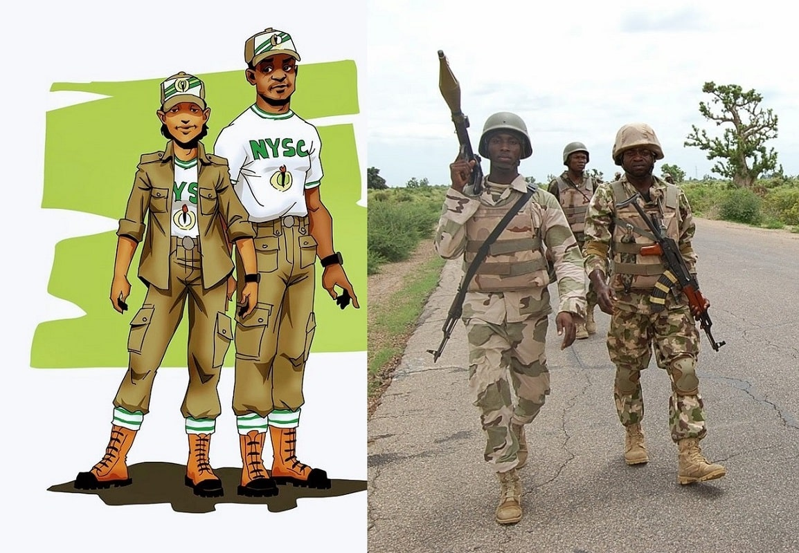 Replace NYSC with Army service, Nigerian Reps member tells FG