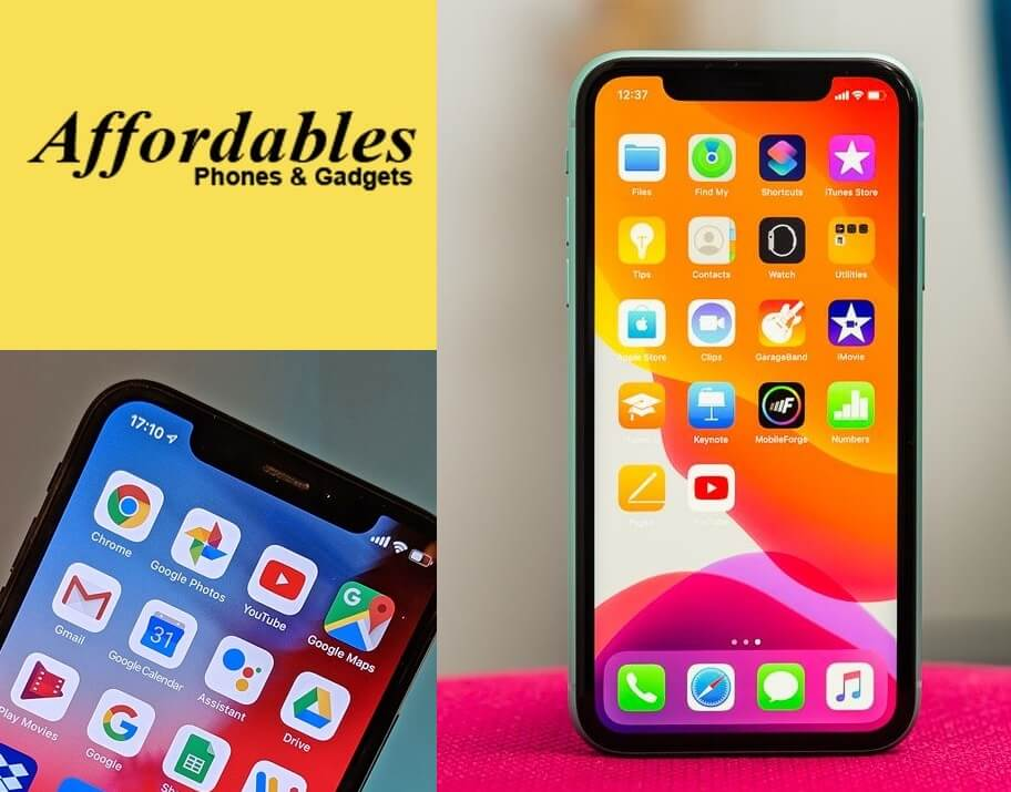 Everything to know about Affordables UK phones store in Ikeja