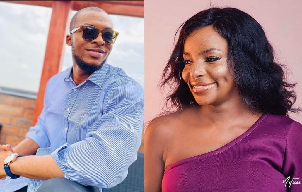 BBNaija fans react to 'Eric and Wathoni' moments in the house