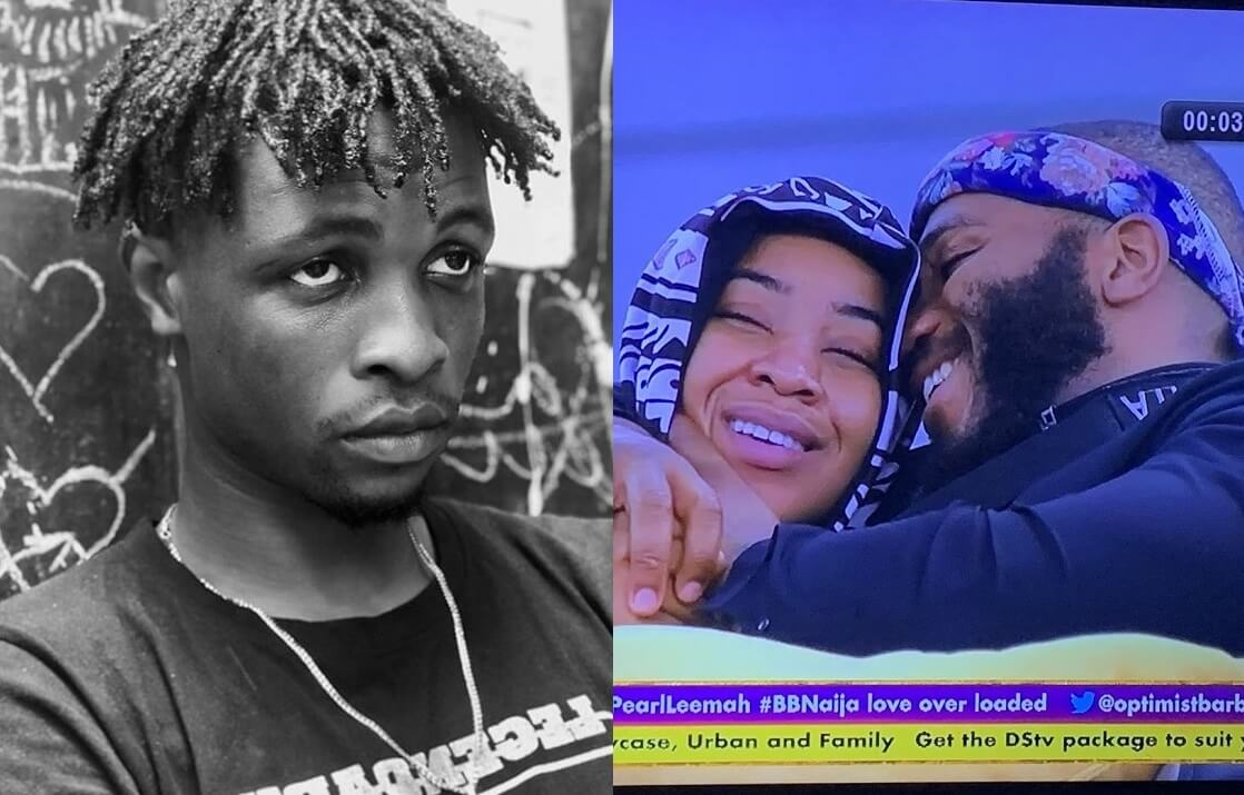 BBNaija fans react to Laycon's comment about 'pressuring' Erica to love him