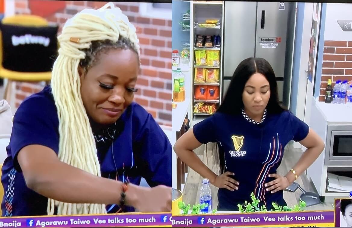 Everything to know about BBNaija Lucy and Erica's fight this evening