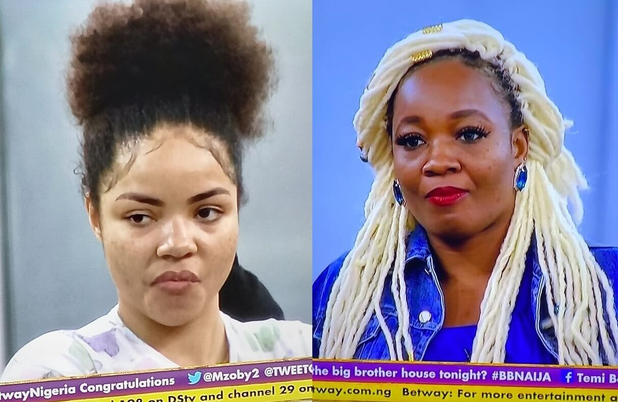 BBNaija Lucy crowned 'The Indaboski' following fight with Nengi