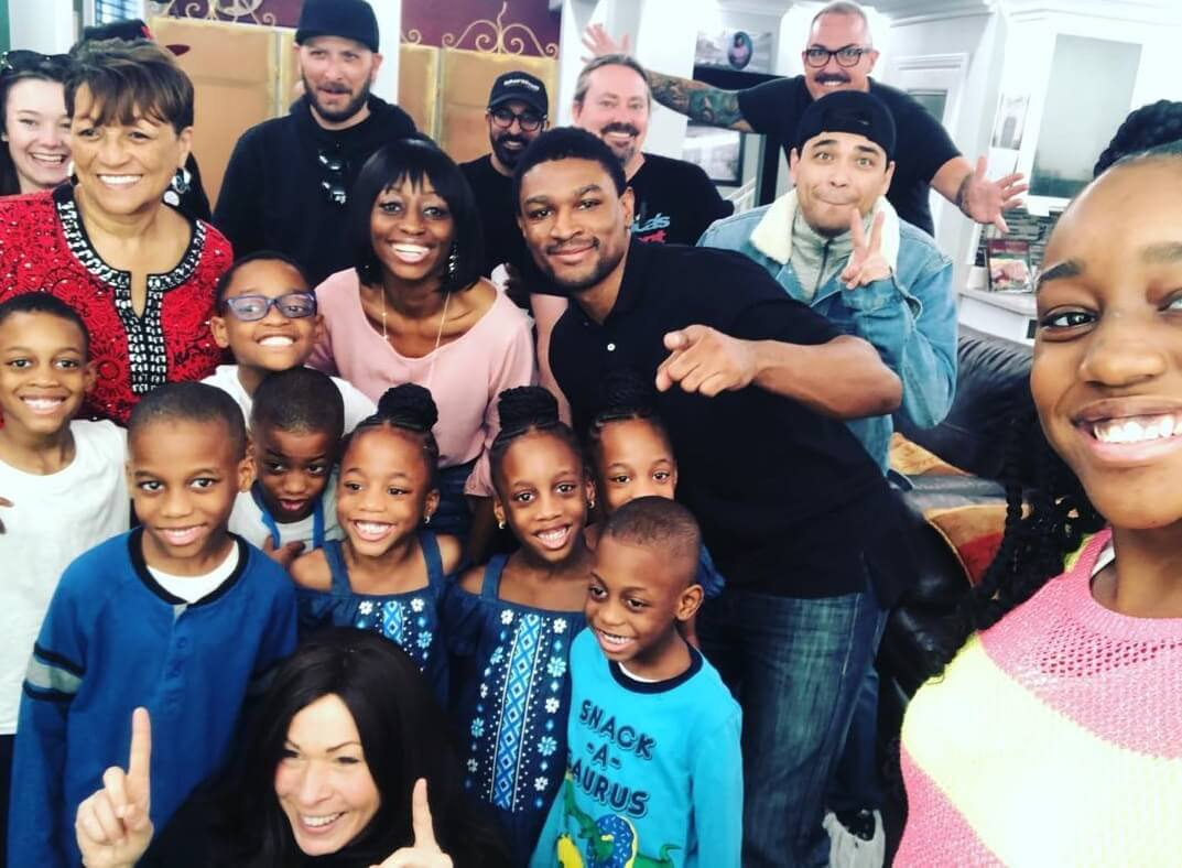 Meet the Derricos – US couple with 14 children that now has a reality show