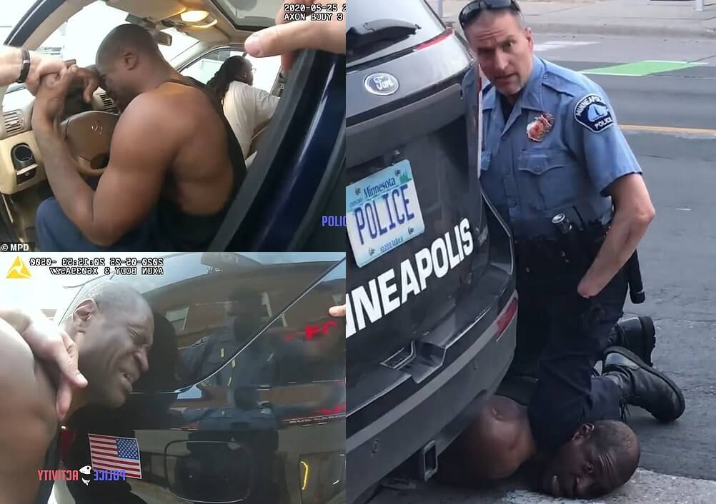 Graphic: Full uncensored video of George Floyd's arrest and death released to the public