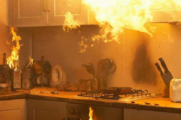 Fire incident at Big Brother Cameroon's house, housemates run