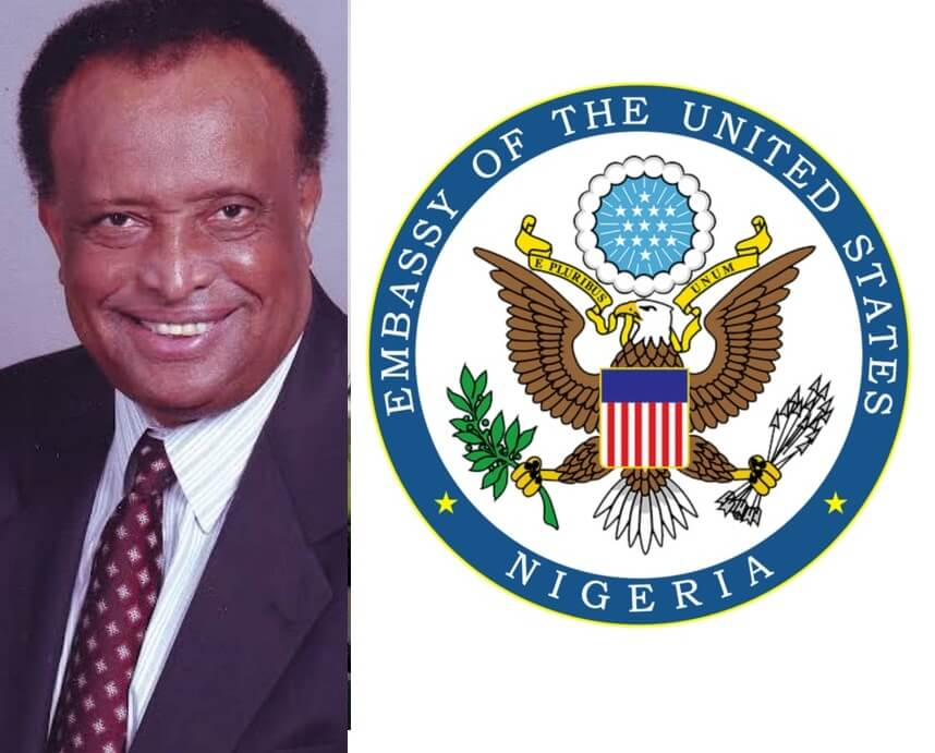 Former US ambassador to Nigeria Walter Carrington is dead