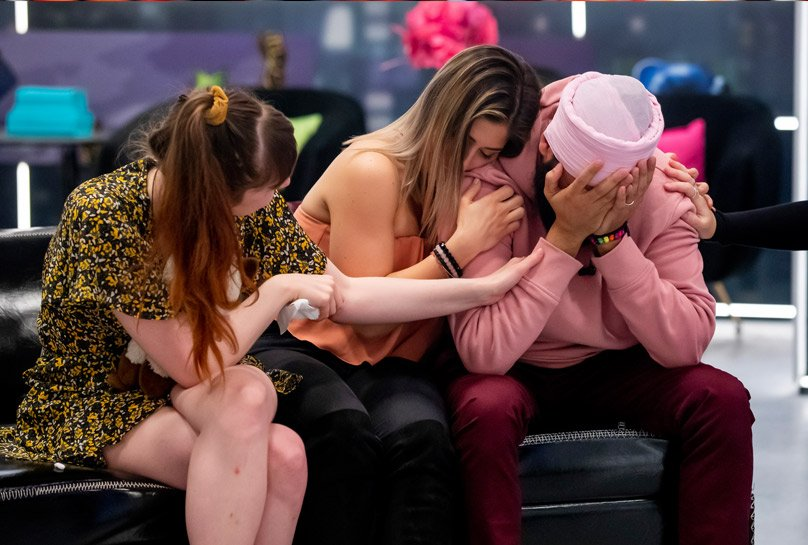 Watch moment Big Brother Canada was shut down due to COVID-19 pandemic