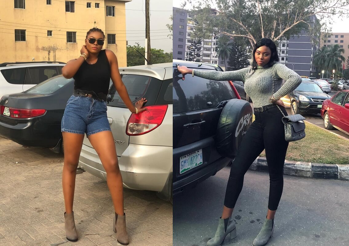 Is Yvonne Rofem really the tallest woman in Nigeria?