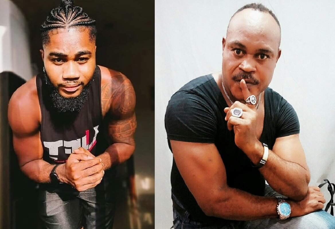 BBNaija Praise's father is popular Nollywood actor Nelson Wealth
