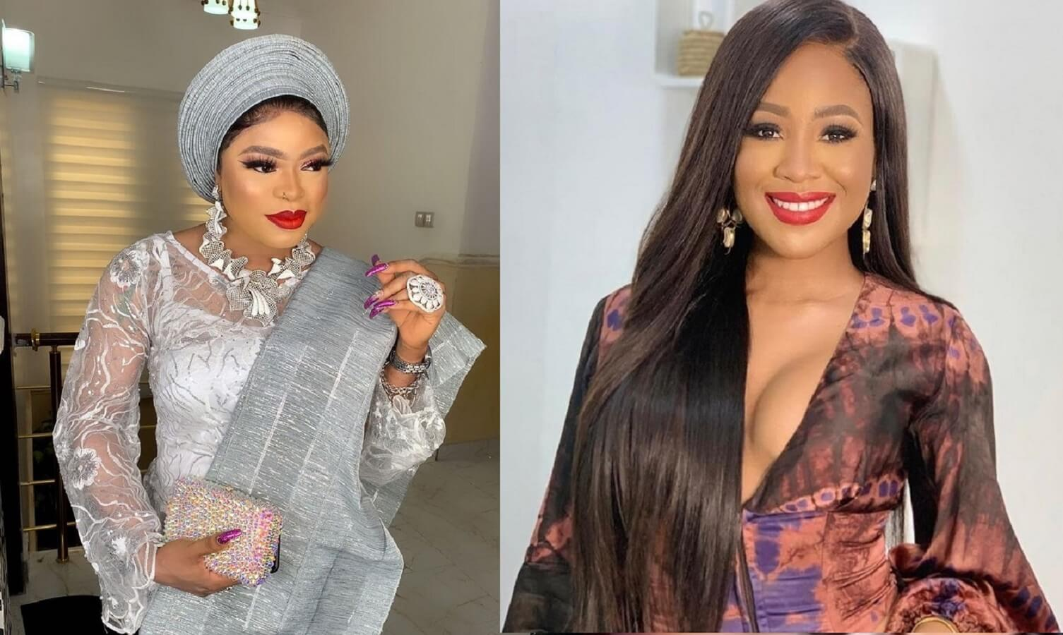 Bobrisky gives Erica N1m, promises her all-expense-paid trip to Dubai