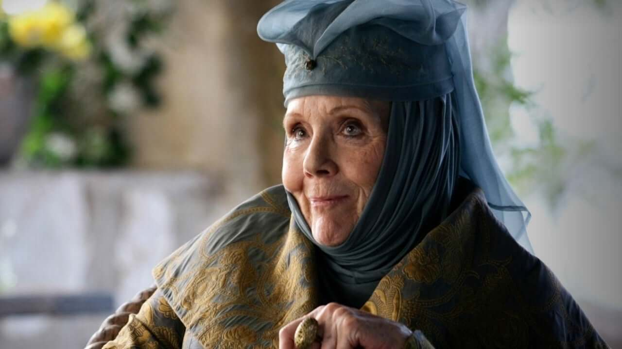 Game of Thrones' Lady Olenna actress dies at 82