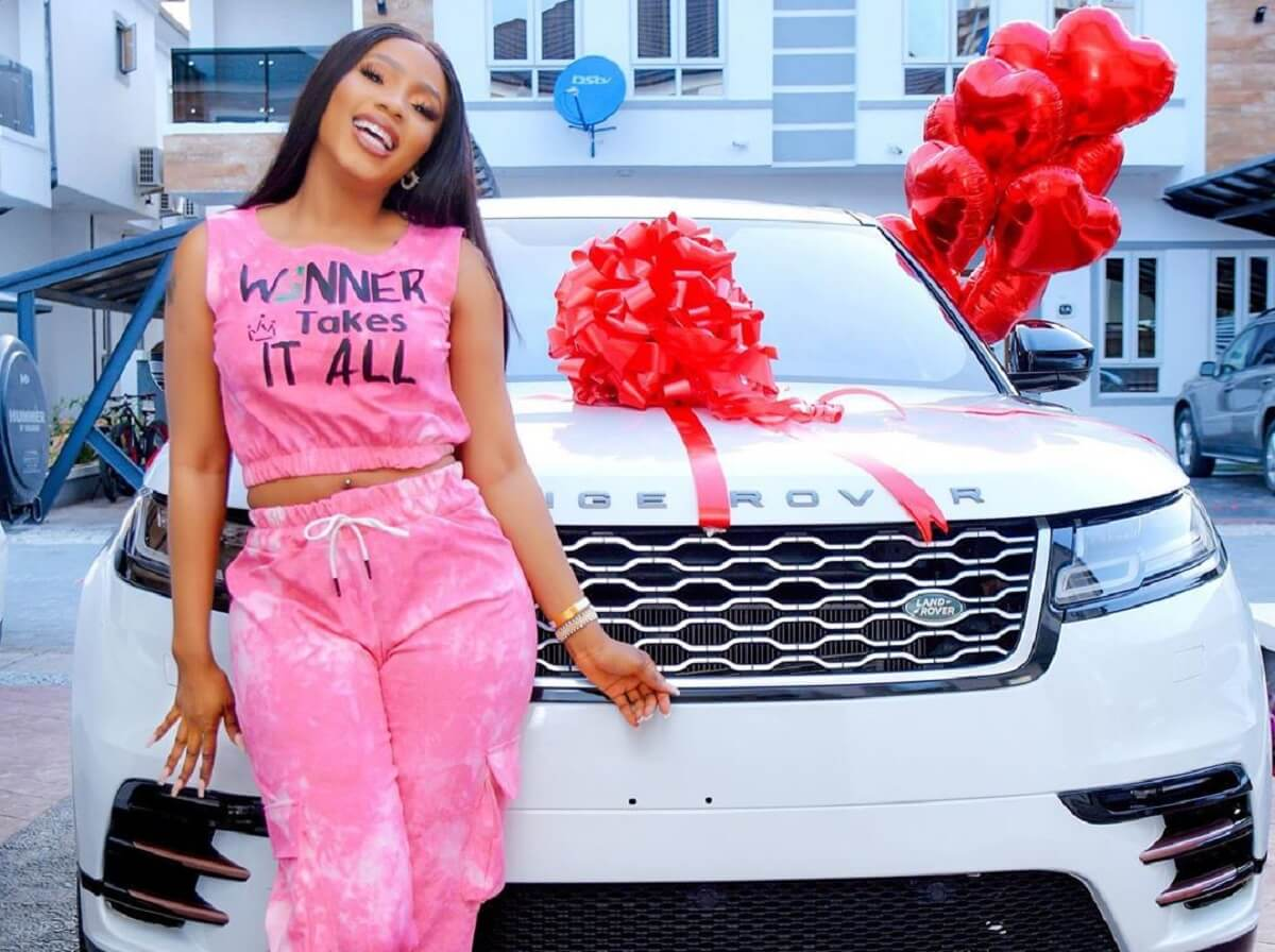 Nigerian actress says Mercy Eke is over 35 years old