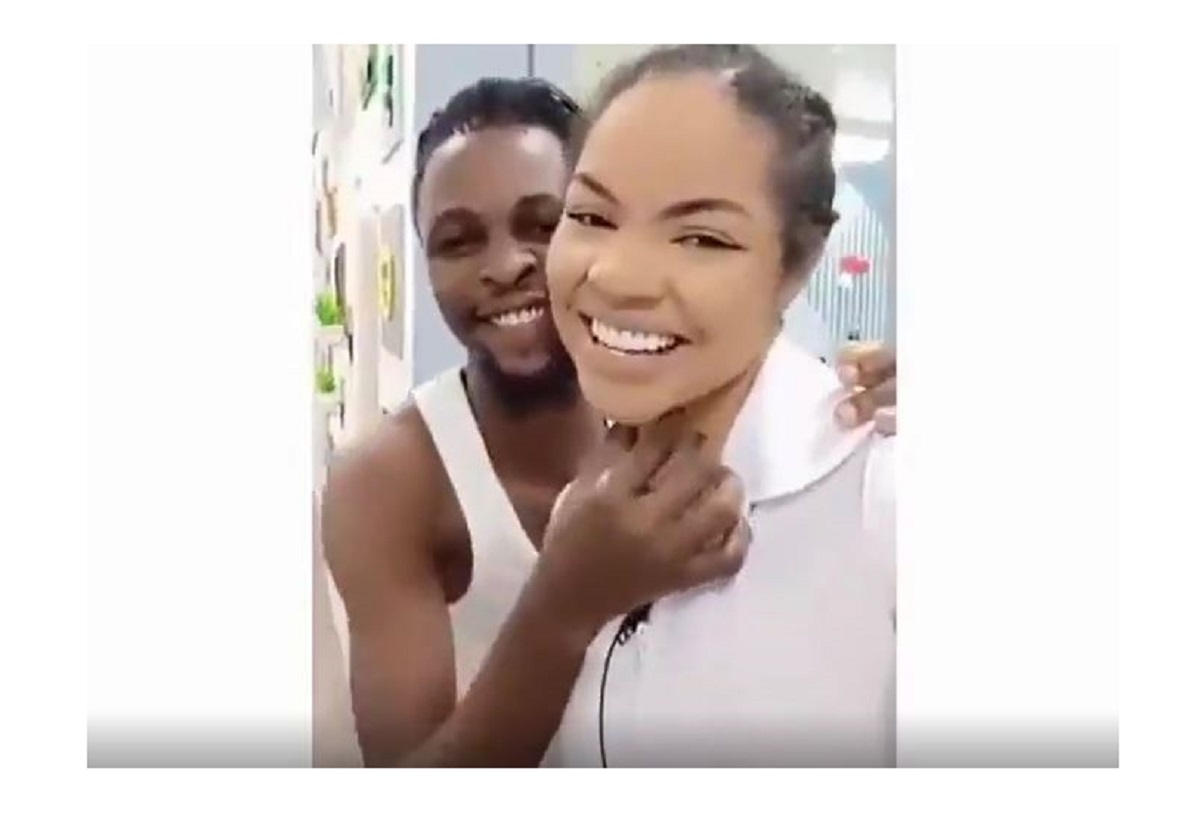 Video of BBNaija Laycon and Nengi vibing together before the finale will make your day