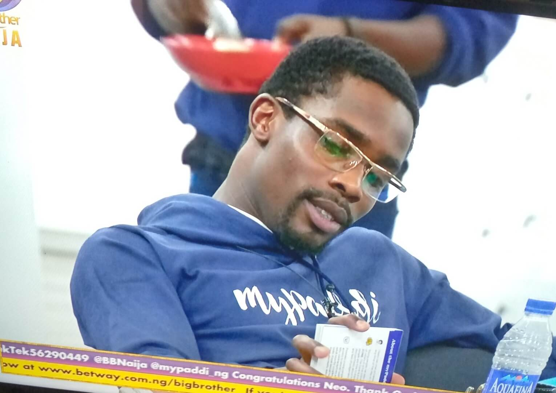 BBNaija Neo wins My Paddi App task, gets N1 million