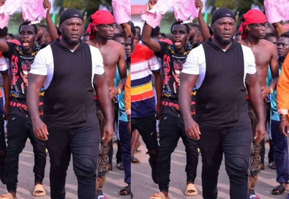 Nollywood actor Emmanuel Ehummadu aka Labister reportedly arrested