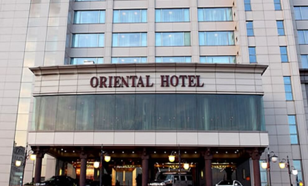 Oriental Hotel puts up poster denying it is owned by Tinubu