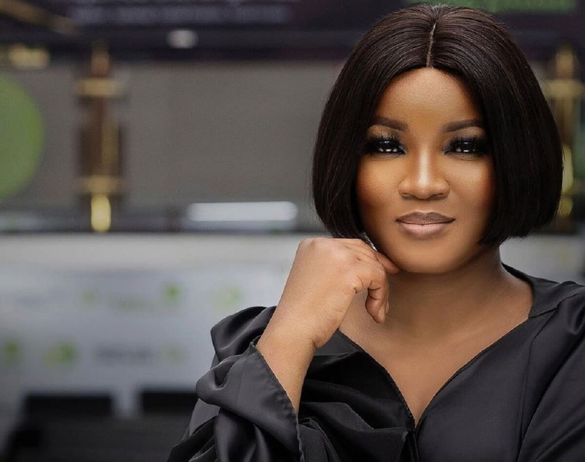 Omotola mauled on Twitter over comment on Lekki #ENDSARS shooting