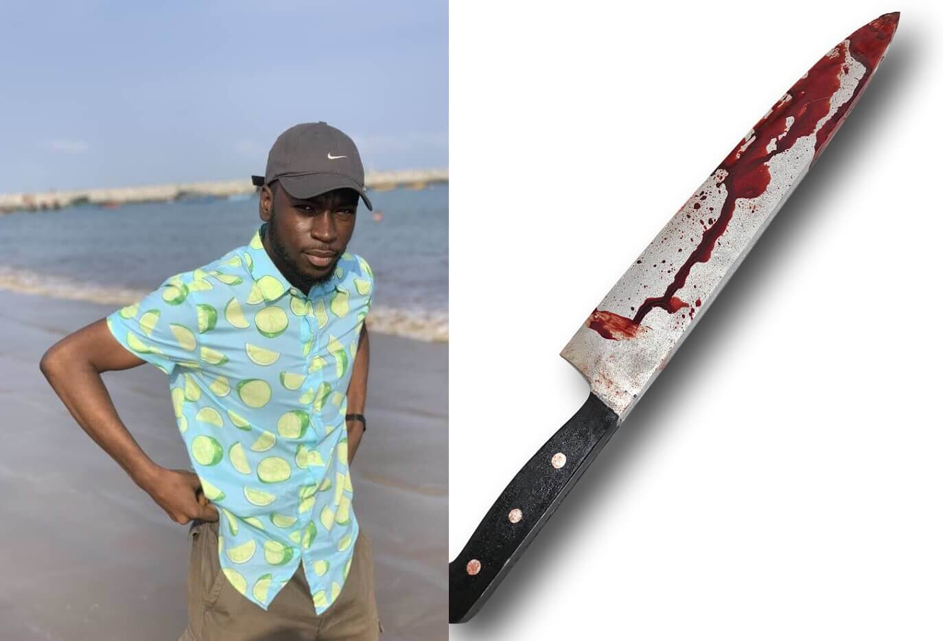 'He was stabbed' – Oke Obi-Enadhuze's brother narrates what happened