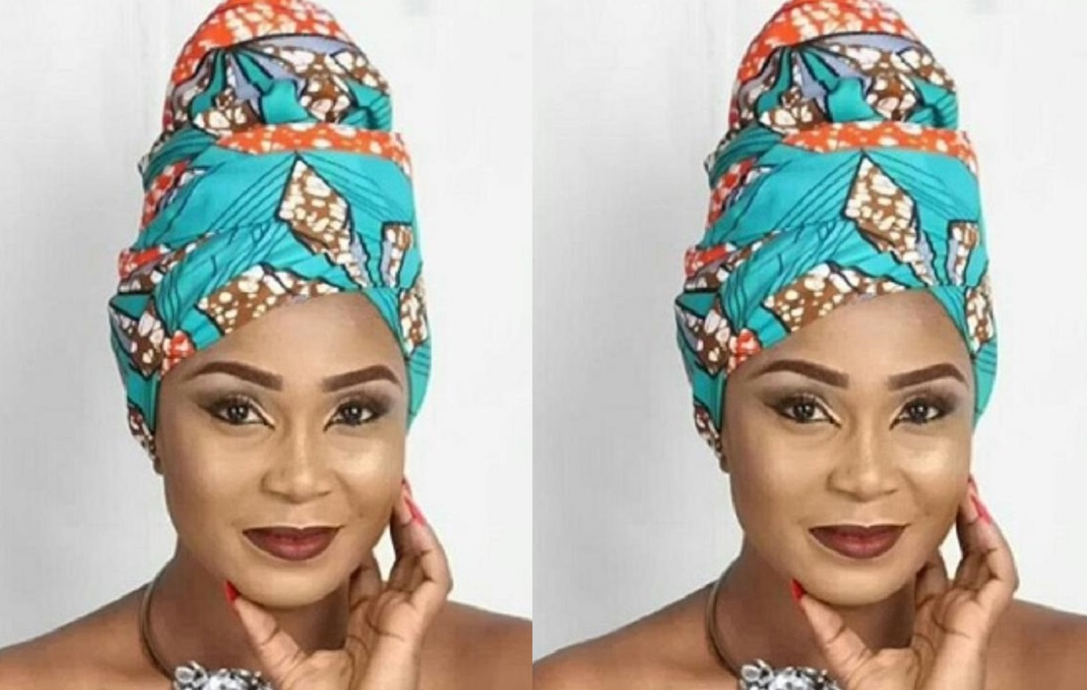 I can be a second wife to a rich man – Actress Ruth Eze