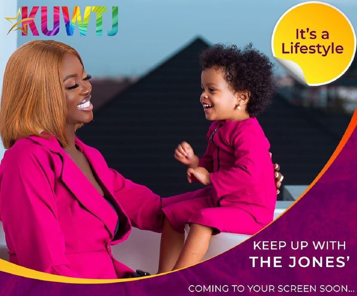 BBNaija Ka3na announces new reality TV Show 'Keeping Up With The Jones'