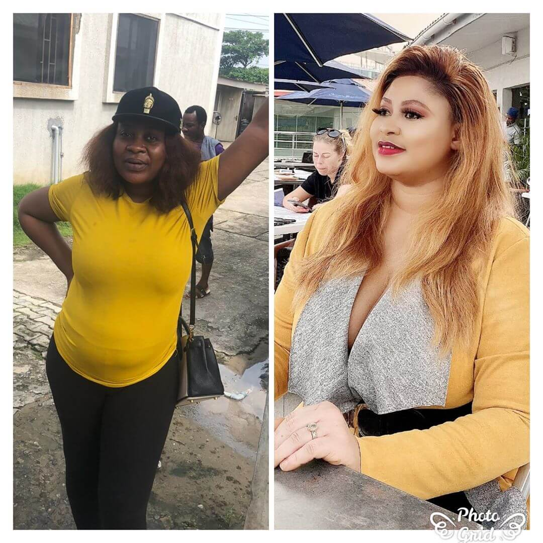 Actress Joke Jigan blasts non-fan who commented about her bleaching