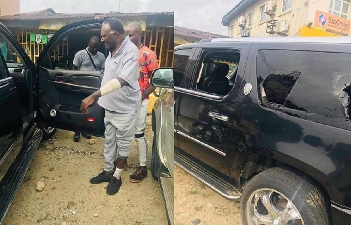 Actor Clem Ohameze reportedly attacked and robbed by hoodlums in Uyo