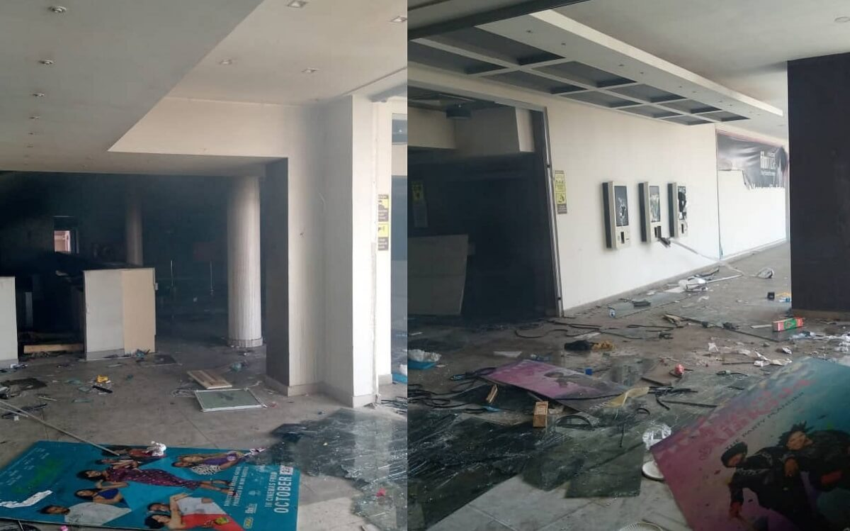 We will rebuild – Filmhouse Cinemas releases statement following vandalization