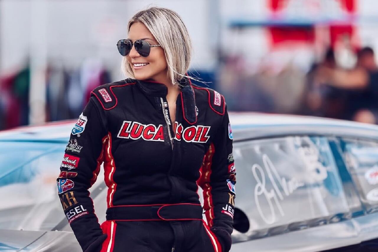 Lizzy Musi's full bio, age and other facts about the American racer