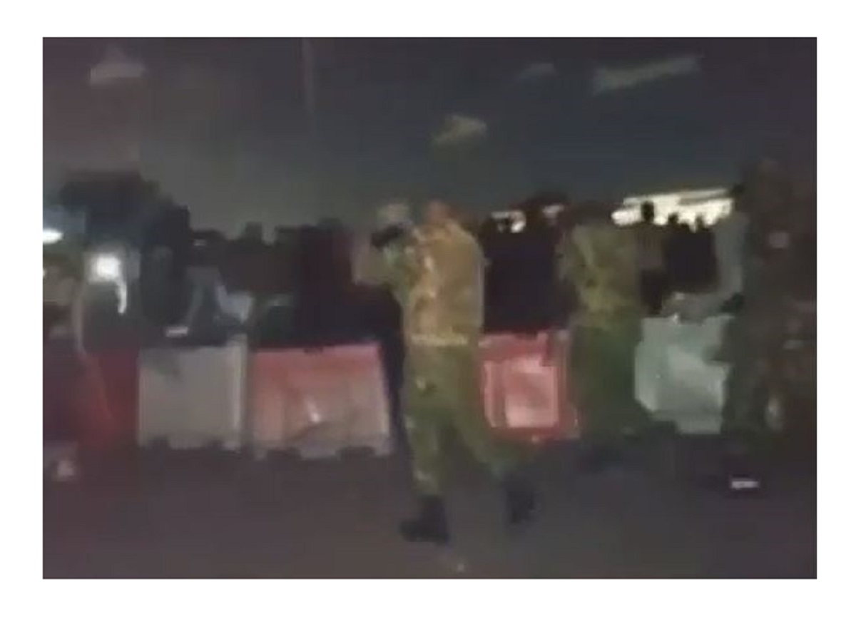 New video confirms soldiers shot protesters at Lekki Toll Gate