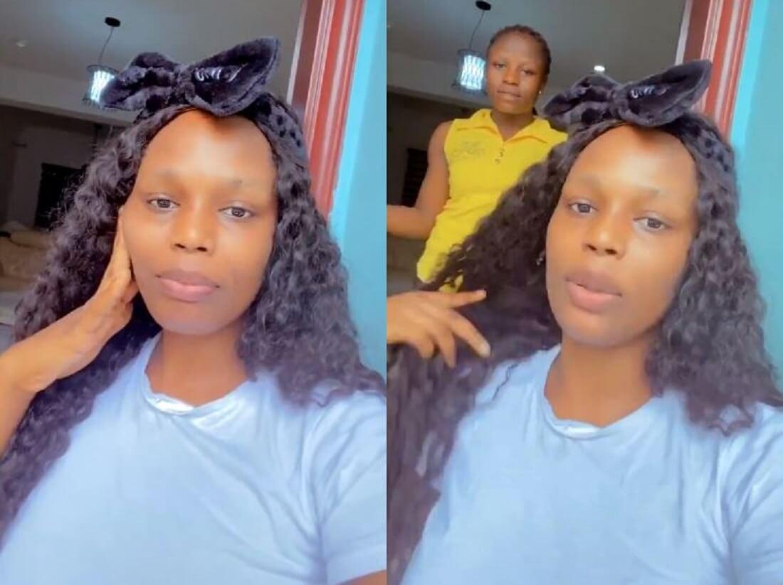 BBNaija Kaisha's new video with her maid stirs controversy