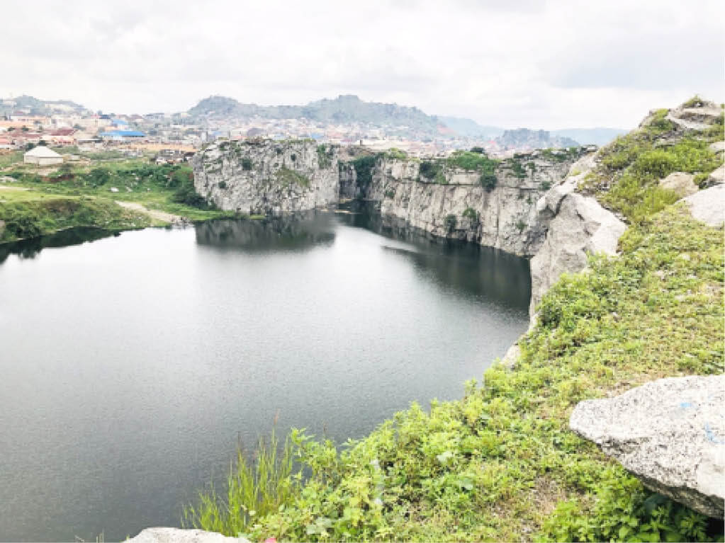 7 interesting facts about the Mpape Crushed Rock tourist site in Abuja