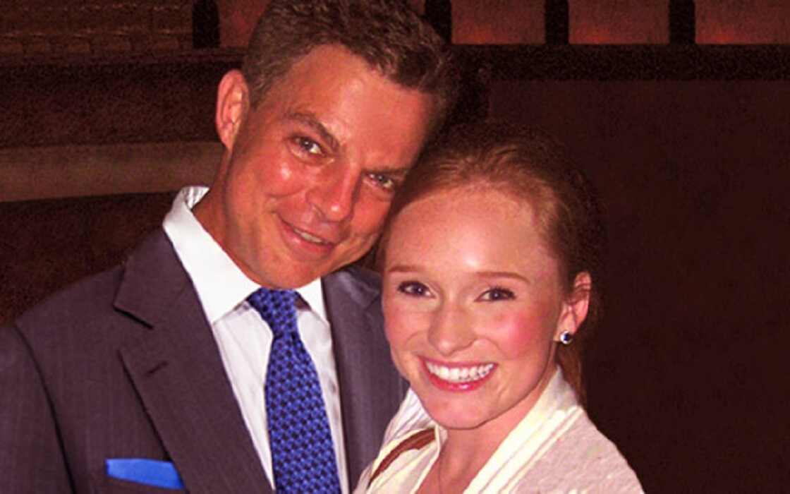 Full biography of Shepard Smith's ex-wife Virginia Donald and other facts about her