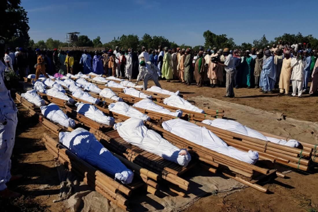 UN withdraws claim that 110 farmers were killed by Boko Haram in Borno