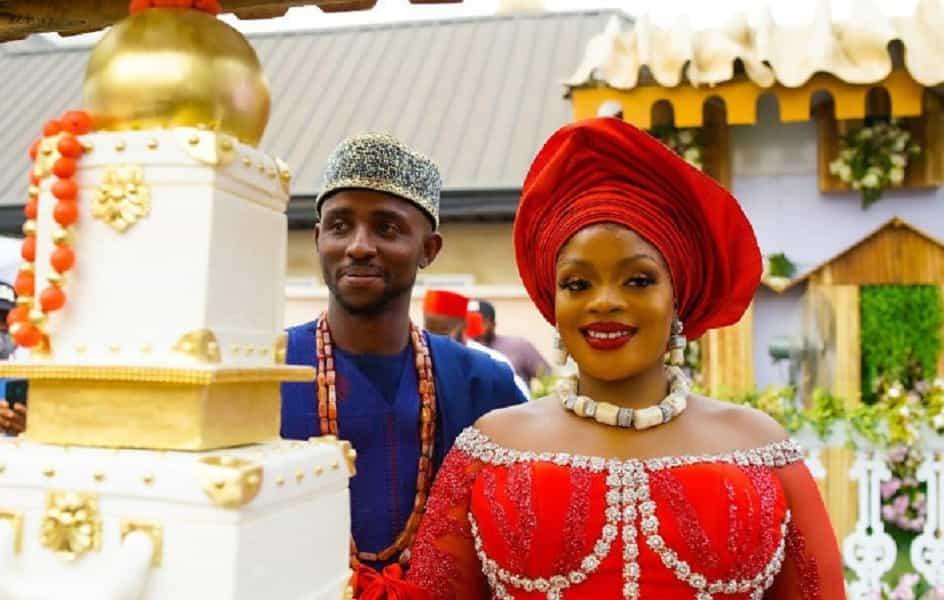 Photos from the wedding ceremony of Innoson's daughter, Chinazom Chukwuma