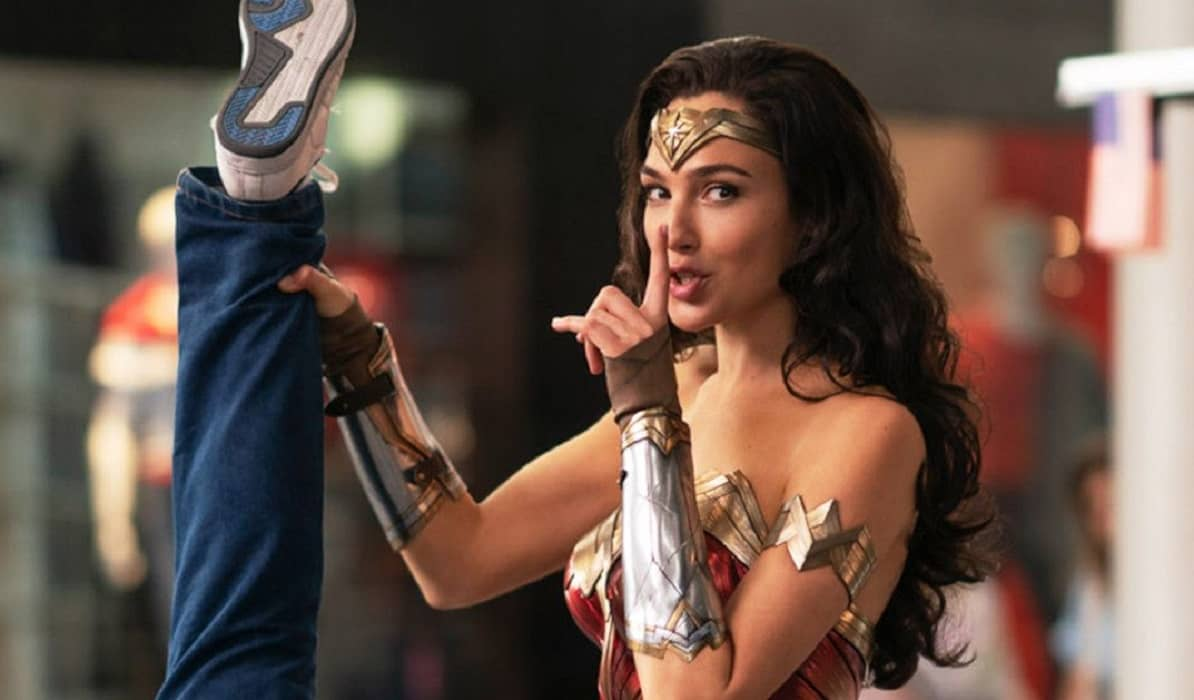 You can watch Wonder Woman 1984 at home same day it is released!