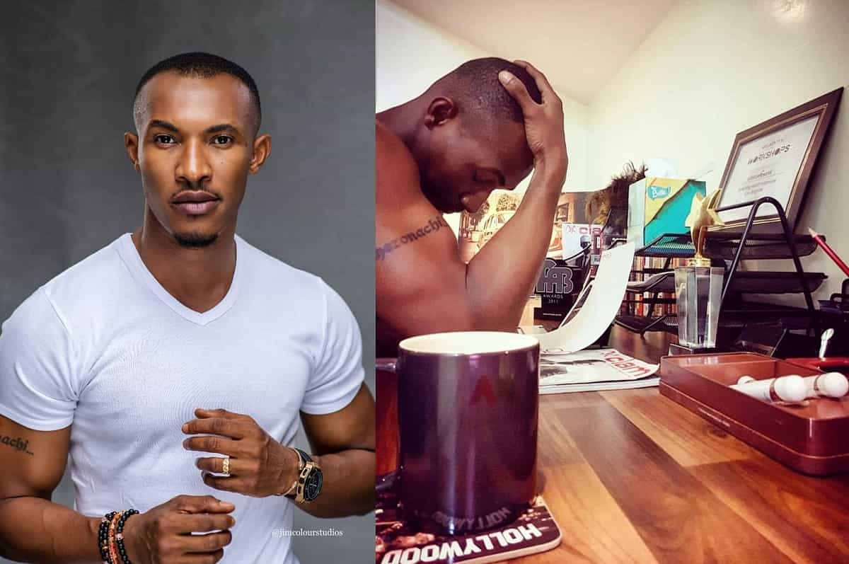 I'm considering quitting acting – Gideon Okeke