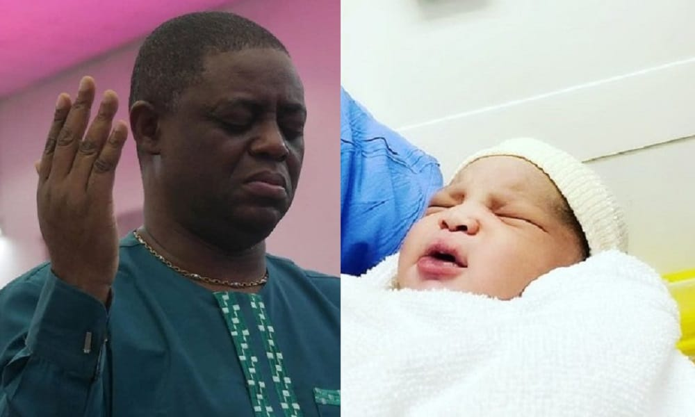 Femi Fani-Kayode welcomes another son