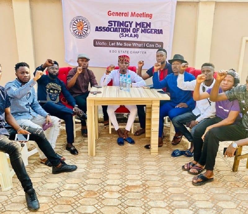 Comedian MC Edo Pikin organizes Stingy Men Association meeting in Edo State