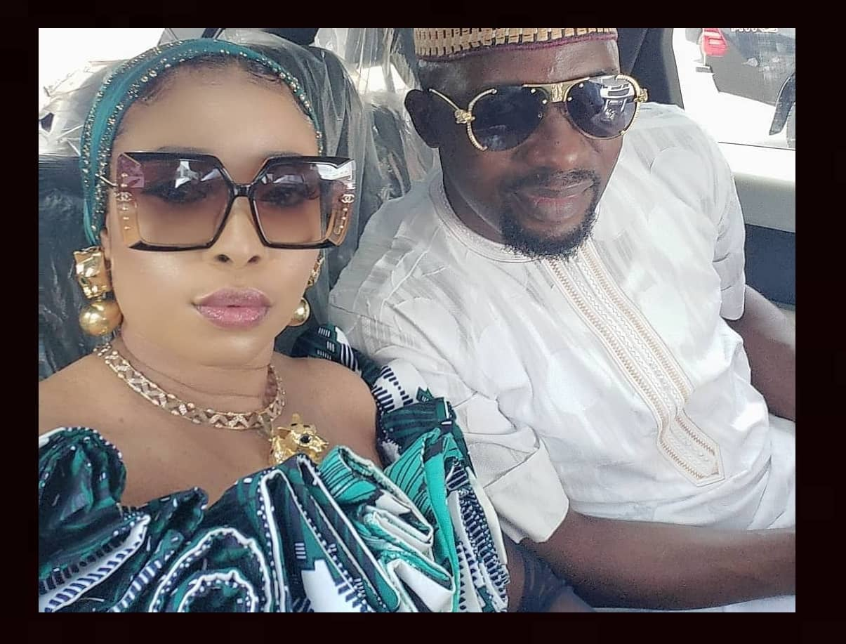 'Consult me if you want a private meeting with my husband' – Nollywood actress Lizzy Anjorin