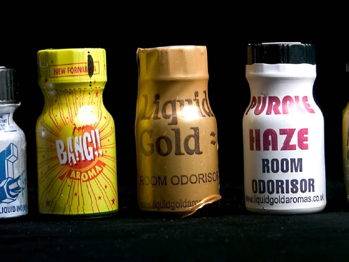 Everything to know about using poppers in Nigeria