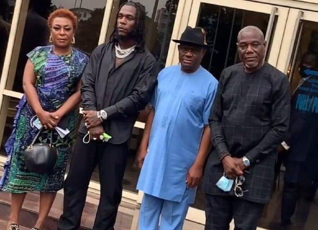 Governor Wike criticized for spending millions on Burna Boy, others,  despite owing workers 5 years salaries - DNB Stories Africa